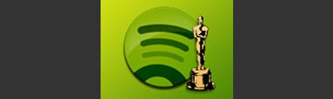 La llista d'Spotify del 3cat24 dels Oscars