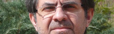 L'escriptor i professor, Carles Bellver
