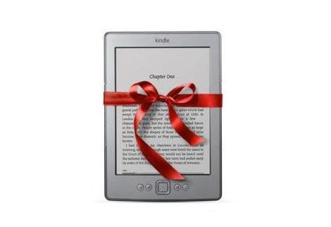 Imatge del llançament de Kindle a Espanya.