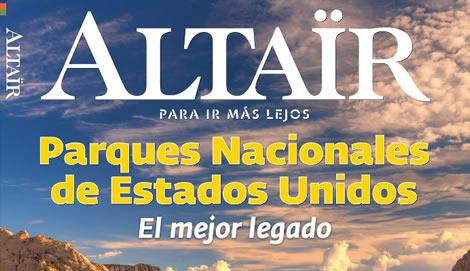 """Últim número de la revista """"Altaïr""""."""