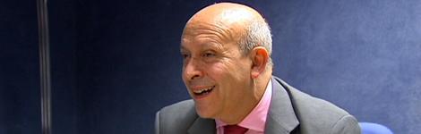 El ministre d'Educació, José Ignacio Wert.