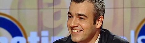 """Maurici Lucena, portaveu del PSC, a """"Els matins"""" de TV3."""