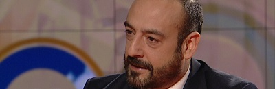"""Jordi Cañas, diputat de C's al Parlament, a """"Els matins de TV3""""."""