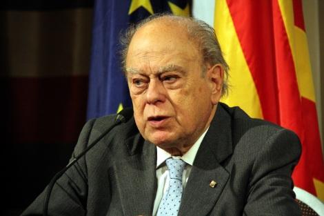 Jordi Pujol, renúncia, Artur Mas, expresident, diner negre,