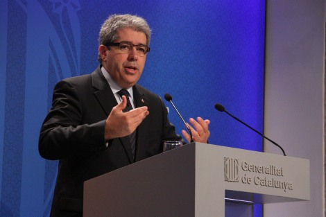 El portaveu Homs ha garantit que la consulta es farà.