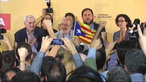 El candidat a les europees per ERC, Josep-Maria Terricabras.